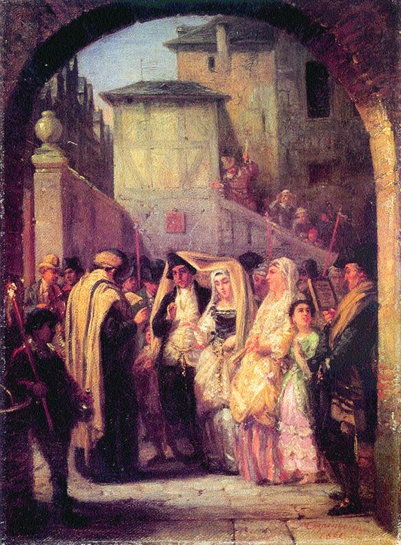 Секс у древних евреев