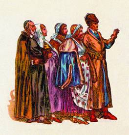 Крестовский женская одежда