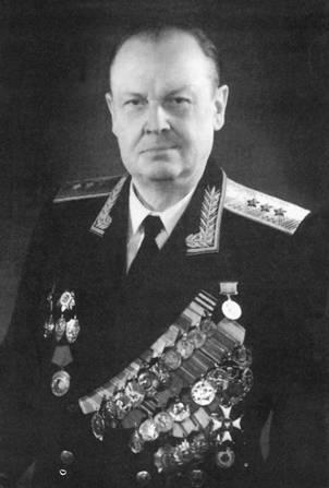 Генерал Александр  Сахаровский, Первое главное управление КГБ